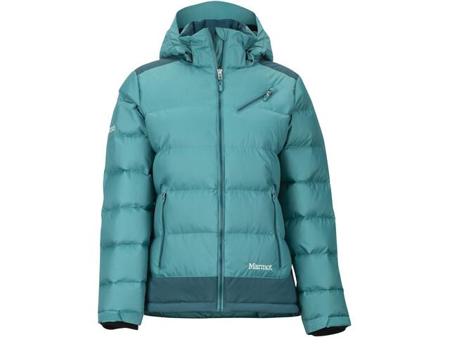 Marmot Sling Shot Jacket Dame patina green/deep teal